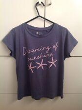 Brand New Size 12 Girls Blue Tshirt
