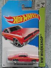 Hot Wheels Treasure Hunt Dodge Diecast Rally Cars