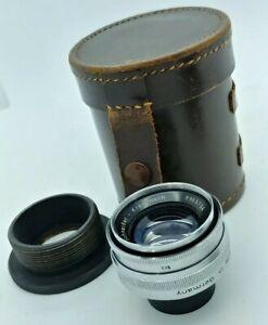 Schneider Kreuznach Componon F/5.6 135mm Enlarging Lens  w/ ADAPTER Germany
