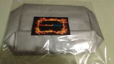 """FIRE PROOF POUCH"" Fire Resistant Document Bag,Safe,Money, Big 18"" x 13""x 4"""
