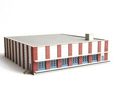 Modellbahn Union N-i00003 - Speditionslager groß je 6 Tore beidseitig - Spur N