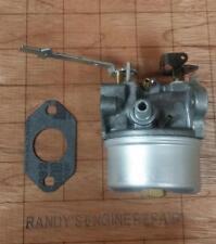 Genuine Tecumseh Carburetor 640098a Craftsman 536884320 536884220 Toro