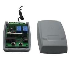 Universal Garage/Gate Wire-in Receiver suits ATA PTX4 Remote 433.92 MHz