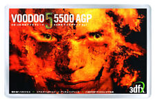 3DFX VOODOO 5 FRIDGE MAGNET IMAN NEVERA