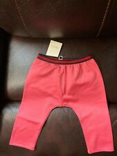 Authentic baby Gucci pants brand new size 9 to 12 months