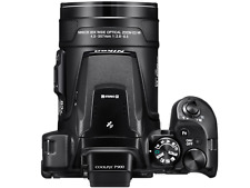 Nikon COOLPIX P900 16.0MP Digital Camera - Black  UK STOCK