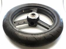 Triumph Speed Four 600 #7569 Aluminum Front Wheel & Tire