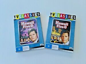 Hawaii Five-O - TV Classics. Season 6 & 7. Dvd's