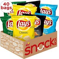 Lay's Potato Chip Variety Pack,1oz 40 Count