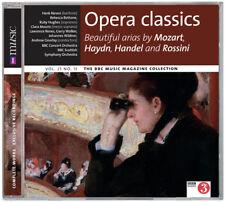 Opera Classics Arias by Mozart Haydn Handel & Rossini Cd Vol 25 TS01 02