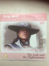Barbara Cartland's THE LADY AND THE HIGHWAYMAN DVD DAILY MAIL ROMANCE COLLECTION