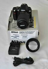 Nikon D60 Camera w/ DX 55-200mmVR lens, Factory Reconditioned