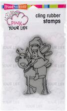 Stampendous Pink Stamping Supplies