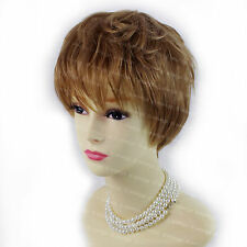 Wiwigs Gorgeous Short Wavy Strawberry Blonde Summer Style Ladies Wig
