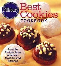 Pillsbury Best Cookies Cookbook HC/DJ Favorite recipes bars brownies bake-off +