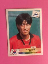FRANCE 98 PANINI World Cup Panini 1998 - Jung Won Seo South Korea N.347