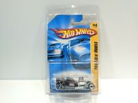 Hot Wheels 2008 New Models Ratbomb ERROR Smooth Grill MOC w/ Protecto