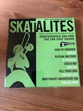 """NEW 7"""" Skatalites - Independence Ska And The Far East Sound NEW SEALED"""