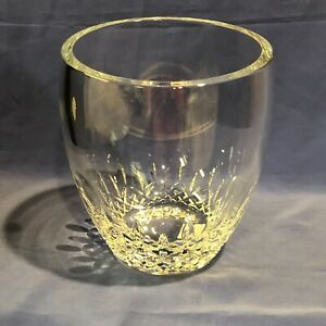 Waterford Crystal Lismore Essence Ice Bucket with Tongs New # 151747