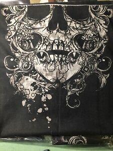 Skull Neck Gaiter Face Mask Bandana Head Band Multi-Use Tube  Face Cover