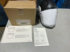 One 3M Versaflo M-400 Respiratory Helmet Assembly w/Visor & Shroud BRAND NEW