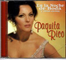 Paquita Rico En La Noche de Bodas    BRAND  NEW SEALED CD