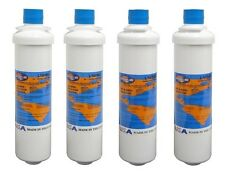 Omnipure L10HMLC (2) L10SS5 (2) L Series Water Filter Combo Pack (4) Filters