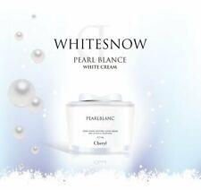 Cheryl pearlblace whitesnow white cream 50g from Japan