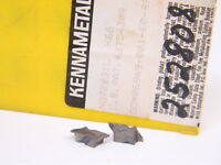 NEW SURPLUS 10PCS. KENNAMETAL  NGP 2031L  GRADE: K68 CARBIDE INSERTS