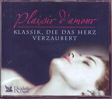 Plaisir d'amour-READER 'S DIGEST 5 CD BOX