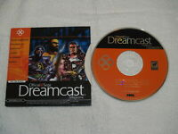 Official Sega Dreamcast Magazine November 1999 - Sega Dreamcast Demo Disk