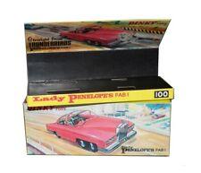 Dinky toys boîte repro 100 thunderbirds lady penelope's fab 1