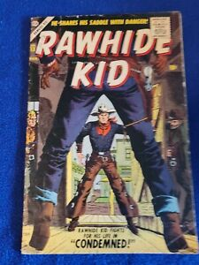 RAWHIDE KID #13, VG Cond. Stan Lee-s, Severin-c, Ayers-a ATLAS (1957)