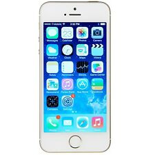 New Apple iPhone 5S 64GB Factory Unlocked Gold GSM 4G LTE Smartphone