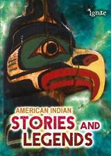 American Indian Stories and Legends (All About Myths)-ExLibrary