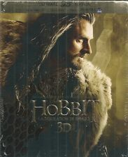 """Le hobbit : la désolation de smaug"" - Blu-ray 3D + 2D + DVD + DIGITAL  NEUF"