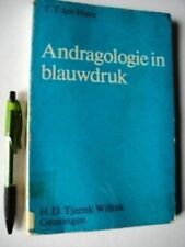 Andragologie in Blauwdruk, Prof. ten Have, '73