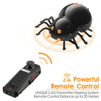 Wireless DIY Toy RC Spider Robot RC Cars Bionic Insect Kids Toy Remote Control