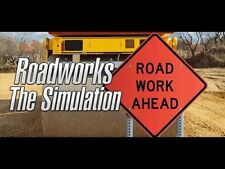 ROADWORKS: THE SIMULATION - Steam chiave key Gioco PC Game - Free shipping - ROW