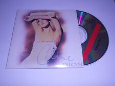 Céline Dion / all by myself - cd single