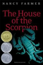 The House of the Scorpion by Nancy Farmer (2004, Paperback, Reprint)