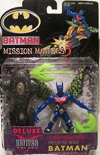 Freestyle Skate Batman Beyond w/Batwing Assault Board_Mission Masters 3_Hasbro