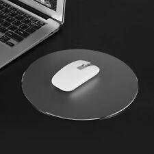 Aluminium Alloy Round Circular Mouse Pad For Apple Mac MacMini MacBook iMac