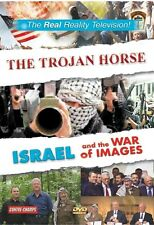 Trojan Horse / Israel and the War of Images (DVD New) Jihad , Muslim  ,Palestine