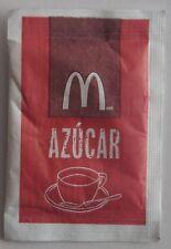 Peru Sugar Packet Mc Donald's McDonald's Fast Food
