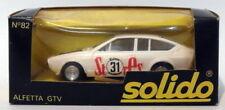 Voitures de courses miniatures Solido pour Alfa Romeo