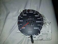 Audi 80 b4 260 kmh Zähler v6 zählwerk Tacho kombiinstrument Tachometer 8a0190a