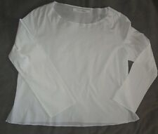 Ladies Album di Famiglia Woman white top size XL - Rare