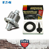 "EATON TRUETRAC LSD & MOTIVE GEAR 3.70 DIFF GEARS PACK FORD 9"" 28 SPLINE 10 BOLT"