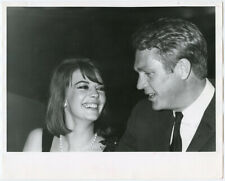 Natalie Wood & Steve McQueen Love with the Proper Stranger Photograph Original